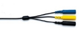 T8740 DIN ext cable